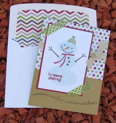 2013 Holiday Catalog--Snow Day by JackieB - Cards and Paper Crafts at Splitcoaststampers