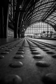 """Inside Central Station Antwerpen"""