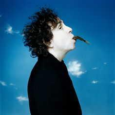 Tim Burton photographed by Denis Rouvre