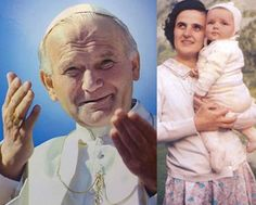 Easter With Sts. Gianna and John Paul II                                                    Column on two wonderful saints