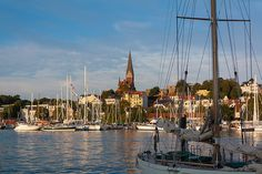 Flensburg - cannot get enough of this harbor!