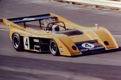 Peter Revson McLaren M-20 1972