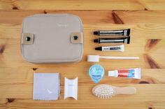 Expressive Cathay Pacific Travel Amenities In-flight Gifts/ Amenity Kits Aeronautica