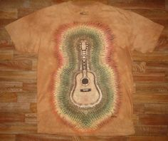 This is a printed version of my Guitar Design– (Upright ~I also offer a diagonal version). The original goes for $100.00, because it takes about six hours to prepare for dye, but thanks to the water based jet print technique designed by The Mountain Corporation, of Keene New Hampshire, I am able to sell these prints for $25.00      Wholesale inquiries are welcome~