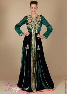 Présentation de la collection JAWHARA by Meriem Belkhayat Couture
