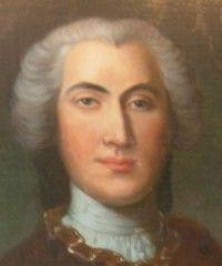 Charles François de Broglie, Comte de Broglie, Marquis de Ruffec (1719 - 1781). Colonel des Grenadiers de France, Lt.-Gal. des Armées du Roi et Commandant en Franche-Comté, Gouverneur de Saumur, Chevalier des Ordres du Roi, Ambassadeur de France à Varsovie, Chef du Cabinet Secret du Roi Louis XV.
