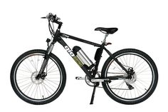 H1 VOLT Lithium-Ion Electric Bicycle - Mountain Bike - OyDeals