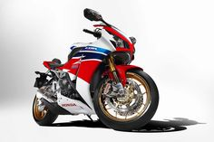 Official Photo of 2014 Honda CBR1000RR SP