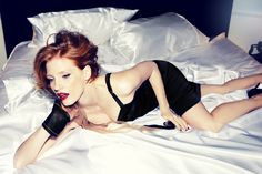 Ellen von Unwerth Photoshoot 2012 for GQ
