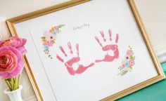 Project Nursery - Mother's Day Free Printable