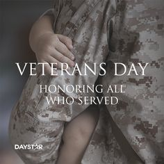 Happy Veterans Day [Daystar.com]