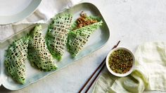 Poh Ling Yeow's Flavour-Packed Chicken Crepes. Click for recipe at instylemag.com.au