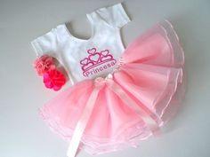 Conjunto - Princesa - 4 a 5 anos