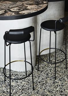 Iva stools by Grazia and Co