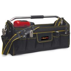 Roadpro RPTB20 Collapsible Tool Carrier/Bag RPTB20 Roadpro, As Shown