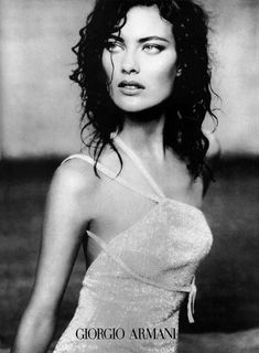 Shalom Harlow - Photography Paolo Roversi - for Giorgio Armani - Autumn Paolo Roversi, Shalom Harlow, Natalia Vodianova, Cindy Crawford, Stunning Photography, Fashion Photography, Glamour Photography, Lifestyle Photography, Editorial Photography