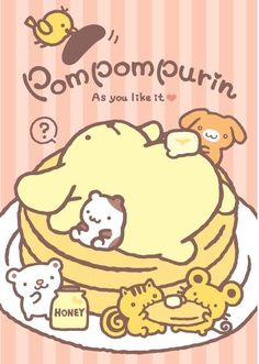 PompomPurin