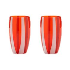 I pinned this Gessato Glass in Red from the Jewel Tone Tabletop event at Joss and Main!