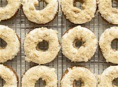 Banana bread and doughnuts join forces in this sweet baked treat by Joy the Baker