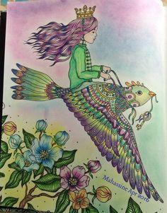 My coloring  #hannakarlzon #dagdrömmar