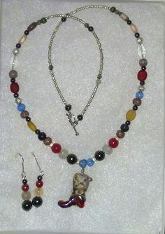 Necklace set i made