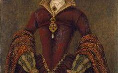 """Il vero aspetto di Jane Grey, sfortunata """"regina dei 9 giorni"""" #janegrey #ritratti #dipinti"""