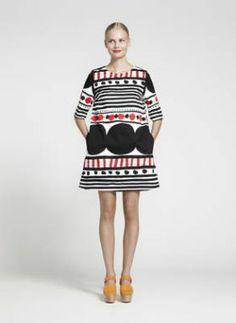 PIHLA - Marimekko clothes spring 2014