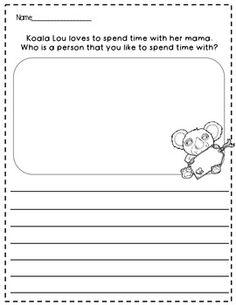 Koala Lou by Mem Fox Mem Fox Books, Possum Magic, Kindergarten Lessons, Author Studies, Australian Animals, Book Study, Last Day Of School, Close Reading, Year 2