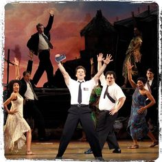 Book of Mormon... one of the best things I have ever ever ever seen!