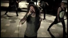 Miss May I - Relentless Chaos (Official Music Video)