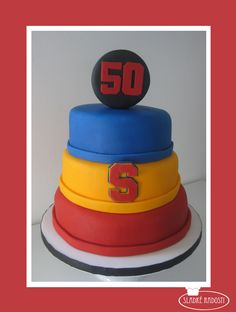 HC Sparta Cake