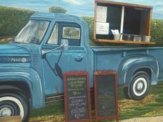 North Fork Table and Inn's Lunch Truck.  Food made for foodies....