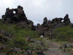 Dimmuborgir- Iceland