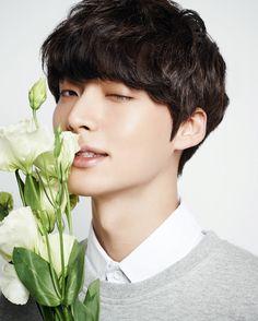 Ahn Jae Hyun - Handu S/S 2015