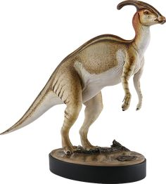Chronicle Collectibles Parasaurolophus Statue Dinosaur Alphabet, Dinosaur Art, Dinosaur Toys, Jurassic World, Jurassic Park Logo, Amblin Entertainment, Prehistoric Creatures, Sideshow Collectibles, Lion Sculpture