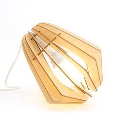Bomerango | Original S | Houten lamp | Boemerangs | Natuurlijke materialen | Plywood | Hanglamp | Tafellamp | Vloerlamp | Gewoonstijl