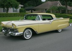 '57 Ford Skyliner Retractable Convertible