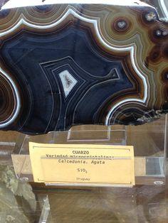 CUARZO  Categoría Minerales óxidos (antes clasificado dentro de los tectosilicatos) Fórmula química SiO2 Propiedades físicas Color Blanco, transparente. Según variación también puede ser rosa, rojizo o negro. Raya Blanco Lustre Vítreo Transparencia Transparente a translúcido Sistema cristalino Trigonal trapezoédrico Fractura Concoidea Dureza 7 Tenacidad Quebradizo Densidad 2,65 g/cm3 Su utilidad como cristal de ventanas elaboración de porcelanas, pinturas, papel etc