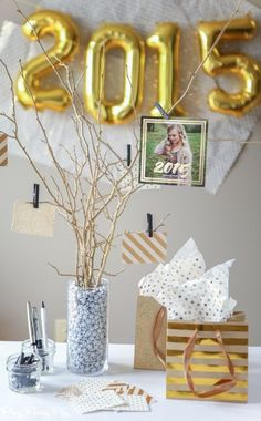 Graduation Party Ideas and Printables 18
