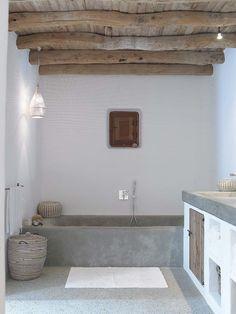 Mediterranean style   modern bathroom inspiration by COCOON   bathroom design products   sturdy stainless steel bathroom taps   bathroom design   renovations   interior design   villa design   Dutch Designer Brand COCOON