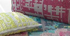 Large scale stitch - by Charlotte Lancelot