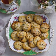 Orange peel is one of the finest natural flavourants, it combines seamlessly with almonds and chocolate chips in these biscuits. Chocolate Treats, Chocolate Chip Cookies, Chocolate Chips, Almond Chocolate, Fruit Recipes, Baking Recipes, Sprinkle Cookies, How To Make Tea, Fun Cooking