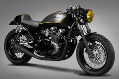 Kawasaki Zephyr by Ton-Up Garage