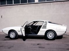 Why I'll never quit driving Alfa Romeo cars ... Alfa Romeo Montreal Expo (Bertone), 1967