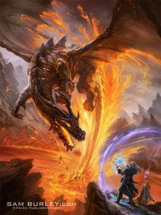 Dragon Slayers by samburley on deviantART