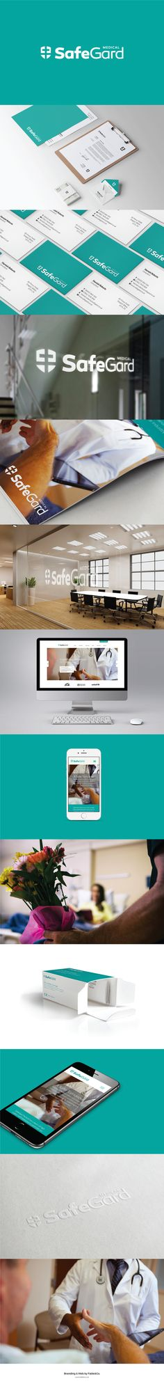 Medical Branding. Fable&Co. were approached by a European based supplier & manufacturer of innovative medical products. The brief was to strategically re-brand this established business to enable and support their forthcoming global expansion. Click the Image for the full case study