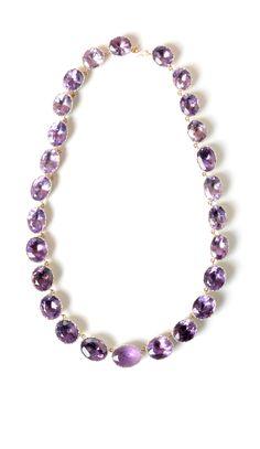Amulette Necklace  http://www.ripplustan.com/blog/view/46/amethyst/