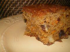 OUR RECIPE GARDEN: MIMI'S CAFE Carrot Raisin Nut Loaf