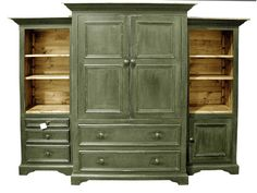 Future TV Armoire for master bedroom.