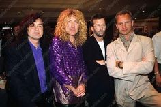 JIMMY PAGE, ROBERT PLANT, ERIC CLAPTON, STING!!